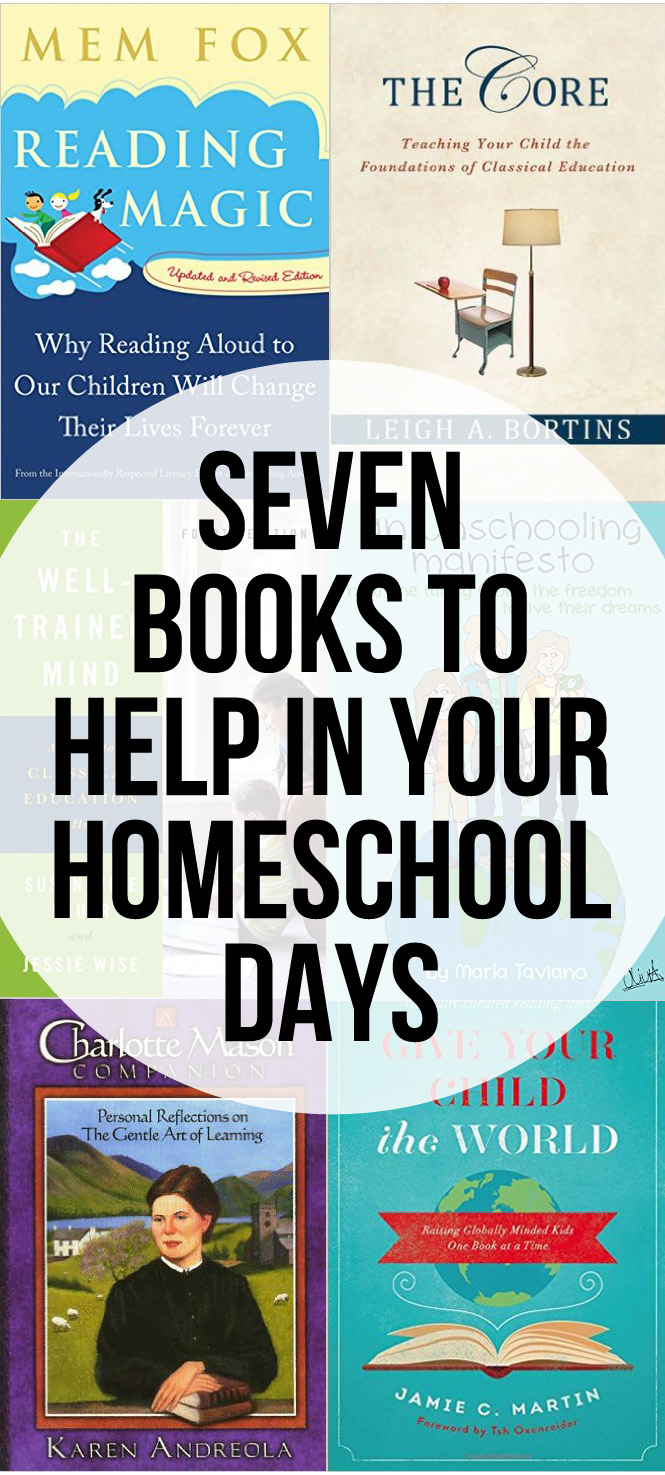 A list of a few great resources to help you in a variety of different ways in your homeschool day.