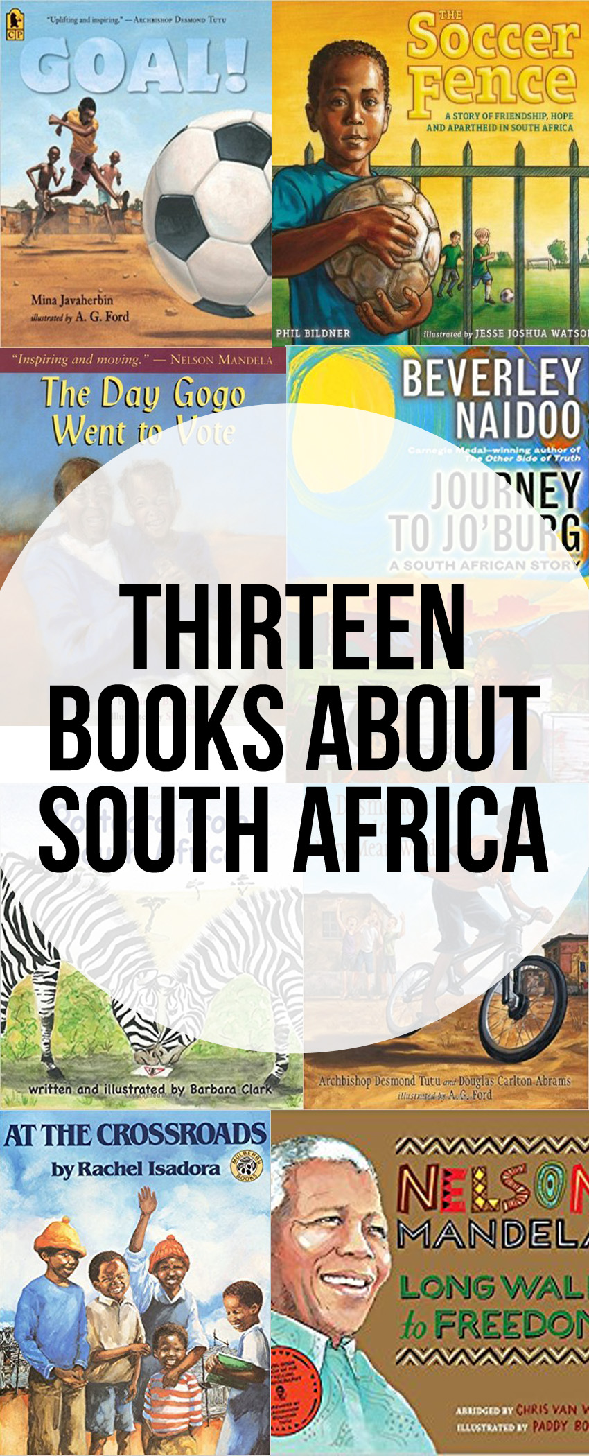 Picture Books About South Africa